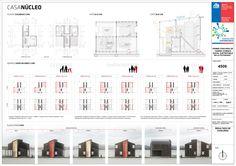 Galería - Primer Lugar en Concurso de diseño de vivienda social sustentable en la Patagonia / Aysén, Chile - 6