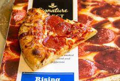 Signature Select pizza