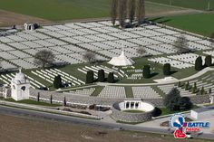 The Tyne Cot Memorial is 1 of 4 memorials to The Missing in Belgian Flanders which cover the area known as the Ypres Salient. The Salient stretched from Langemarck in the north to the northern edge in Ploegsteert Wood in the south, but it varied in area & shape throughout the war.