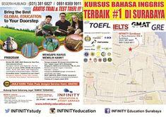INFINITY Education ⏺️ KURSUS PERSIAPAN TOEFL IELTS GMAT GRE SAT TOEIC :  INFINITY Educationmerupakanlembaga pendidikan P...