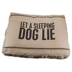 Sleeping Dog Pet Bed - Today's Top Accents on Joss & Main