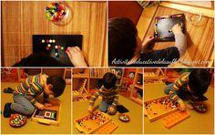 Activitati educative de la suflet la suflet: Dezvoltarea motricitatii fine pentru varsta 2-3 ani - idei de jocuri si activitati