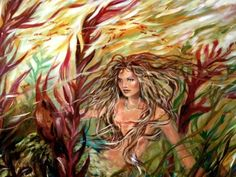 I am a Seaweed mermaid. Take this quiz and comment down below what type of mermaid you are.