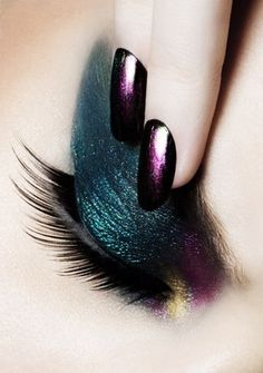 jewel tones Love this nail polish