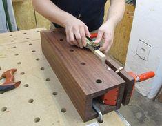Arbeitsplatz | Holzwerkerblog von Heiko Rech