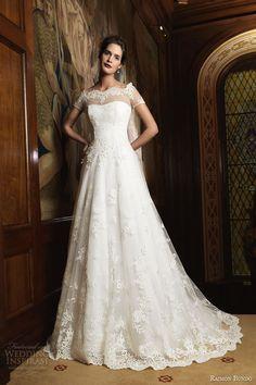 Raimon Bundó 2014 Wedding Dresses | Wedding Inspirasi