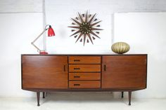 1960s sideboard manufactured by the British firm 'Meredew'.