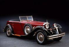 Saoutchik Mercedes Benz 720SS 1929