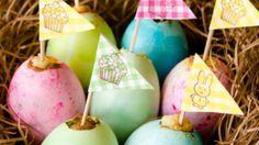 Τα πιο ιδιαίτερα πασχαλινά αυγα   www.pamebolta.gr Eggs, Breakfast, Cake, Desserts, Food, Morning Coffee, Tailgate Desserts, Deserts, Kuchen