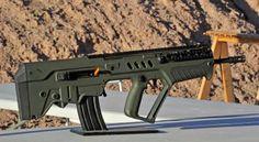 IWI-US Tavor SAR .300 Blackout semiautomatic rifle