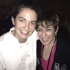 Fun @terroirny with Chef Allison