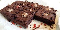 Kurufasulyeli Brownie (Glutensiz ,Şekersiz)