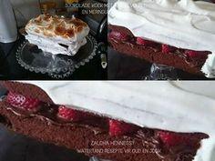 SJOKOLADE KOEKE Flan Cake, South African Recipes, Delicious Desserts, Sweet Treats, Recipies, Afrikaans, Chocolate, Baking, Kos