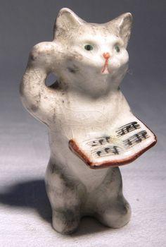 BESWICK CAT BAND / ORCHESTRA CONDUCTOR / BAND LEADER | eBay