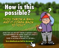 Ball Riddle - logic puzzle,