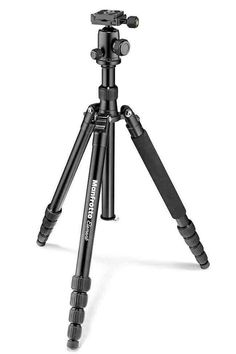 Manfrotto Black Element Traveller Tripod Big With Ball Head