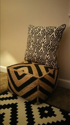 Comfortable sitting area