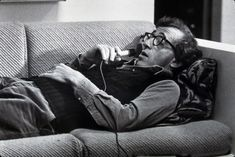 """There are two short passages in Woody Allen's autobiography 'Apropos of Nothing' that will forever change the way I think about him,"" writes Mark Harris. ""I cannot unread, unhear, unknow them. Mia Farrow, Diane Keaton, Short Passage, Groucho Marx, Film Blade Runner, Joe Dimaggio, Acting Tips, Louis Armstrong, Strange History"