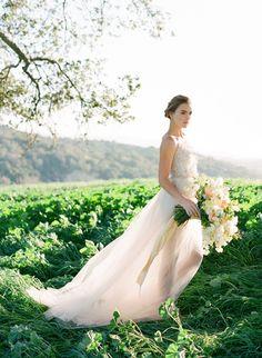 Samuelle Couture in Magnolia Rouge Magazine  Photo Courtesy of Jose Villa