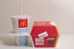 Designer imagines a more efficient package for your Big Mac