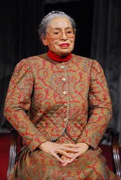 Rosa Parks- she iconically refused to give up her seat for a white man. she was arrested, but she didnt give in