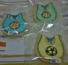fancy cookies for aqiqah - bip with ball template