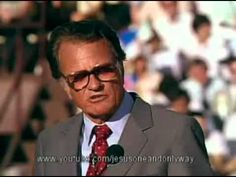 Billy Graham excuses part 3 of 4