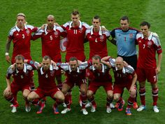 Denmark will again rely on a strong defence to cope with the attacking threat of Ronaldo and Nani