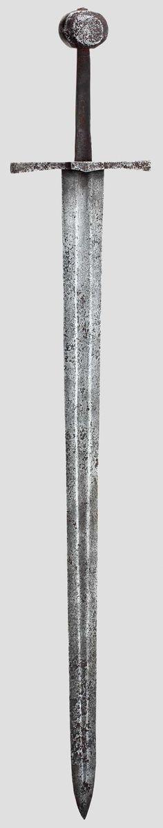 Italian Arming Sword 14th Century