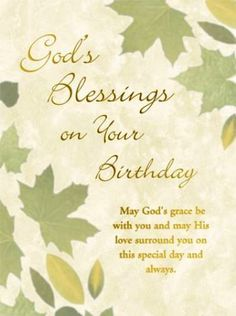 Spiritual birthday wishes for daughter sister husband mother blessing from the bible to my wife brother son and friends.Religious birthday wishes quotes messages. Spiritual Birthday Wishes, Happy Birthday Prayer, Birthday Messages For Sister, Birthday Wish For Husband, Birthday Wishes For Daughter, Happy Birthday Wishes Quotes, Birthday Blessings, Birthday Wishes Cards, Happy Birthday Images