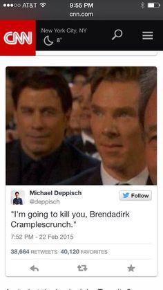 Academy Awards humor