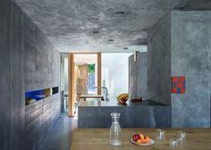 Wij houden van beton in het interieur! Om jou te inspireren hebben we onze mooiste binnenkijkers gebundeld in dit fijne moodboard.
