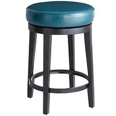 Pier 1 Imports > Catalog > Furniture & Living > Pier1ToGo Product Details - Stratmoor Swivel Counterstool - Teal