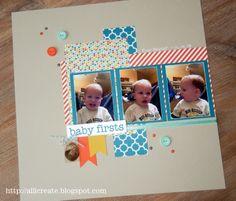 all i create: Baby Prints