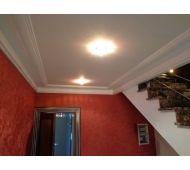 Особняк у моря. Использовались светильники: Voltolina, Massive, Martini, Targetti, Lamp83 . И самая главная изюминка этого дома - люстра из муранского стекла Patrizia Volpato.