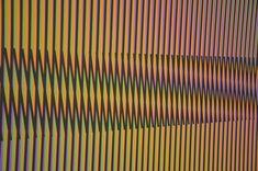 carlos cruz-diez: circumstance and ambiguity of color at CAFA art museum
