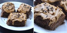 Gluten-Free Chocolate Cake (recipe in Danish) Kaffe, Icecream, Favorite Recipes, Sweets, Chocolate, Baking, Desserts, Food, Tailgate Desserts