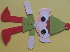 DEBZHOUSE Stampin' Up! ideas, news & special offers: Eddie the Elf kit