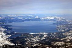 City of South Lake Tahoe in California