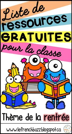 Learn French Videos Activities French Videos For Kids Spanish French Classroom, Classroom Rules, Classroom Activities, School Classroom, Teaching French Immersion, French Teaching Resources, Teaching Ideas, French Flashcards, School Organisation