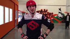 Roller Derby's Jonathan R of NYSE & Team USA MVP -- Breaks down the 'one foot turnaround' ^