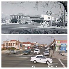 Bathurst... Australia then and now1973......and 1980's