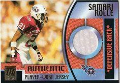 Samari Rolle Baltimore Ravens Jerseys