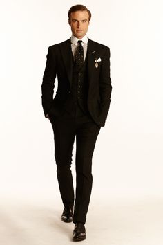 f26a1bfb Discover classic masculine looks from the Ralph Lauren Fall/Winter 2014  Men's Collection Gentleman's Wardrobe