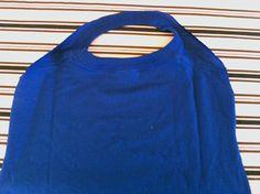 overworked supermom: Supermom How-To: No-Sew Cape recycle a tshirt into a superhero cape