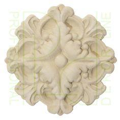 Резная розетка R-03 из дерева (из древесной пасты) Размер: 80x80x11. Цена: 100 руб. Резной декор, древесная паста, деревянная паста, пульпа, розетка, розетка из пасты, декор мебель, мебельный декор, дерево декор, деревянный декор, резной мебель