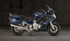 2016 Yamaha FJR1300A Supersport Touring Motorcycle