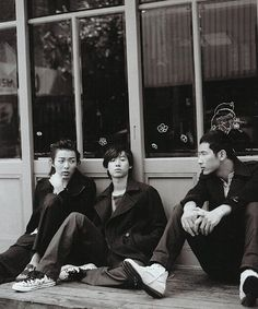 coffee prince: these guys were the funniest i love all their drama. Korean Men, Asian Men, Korean Actors, Korean Dramas, Asian Boys, Kdrama, Yoo Gong, Coffee Prince, Drama Movies
