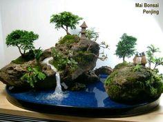 Sobre rocas :3