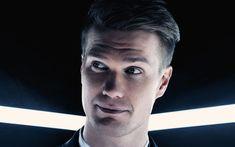 Download wallpapers 4k, Joonas Suotamo, finnish actor, Vogue, guys, celebrity